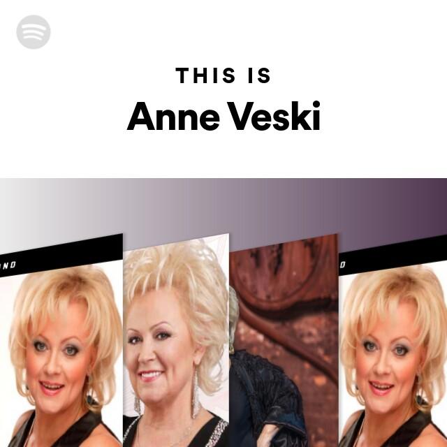 This Is Anne Veski