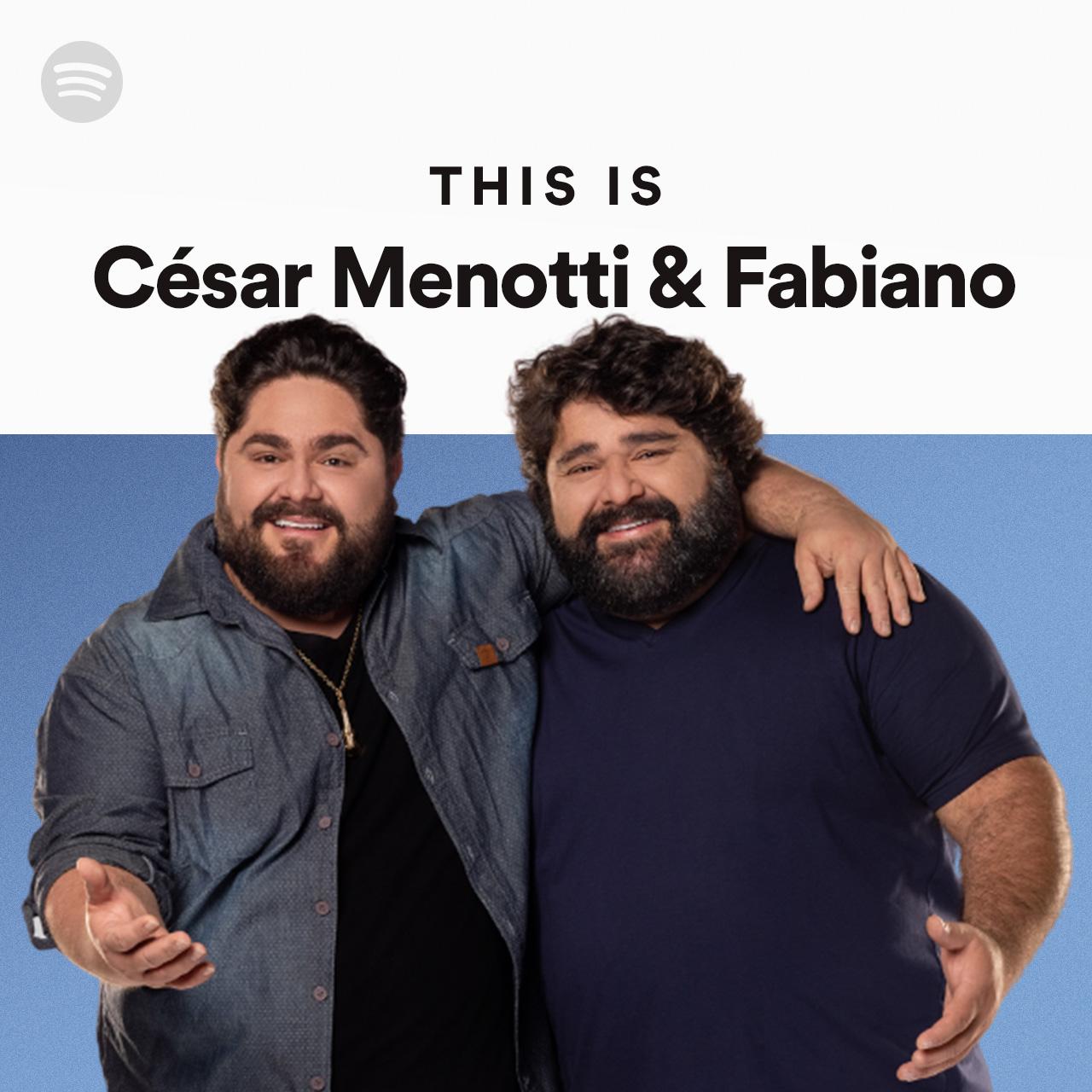 FABIANO GRATUITO MENOTTI DOWNLOAD CASO MARCADO CESAR E MUSICA
