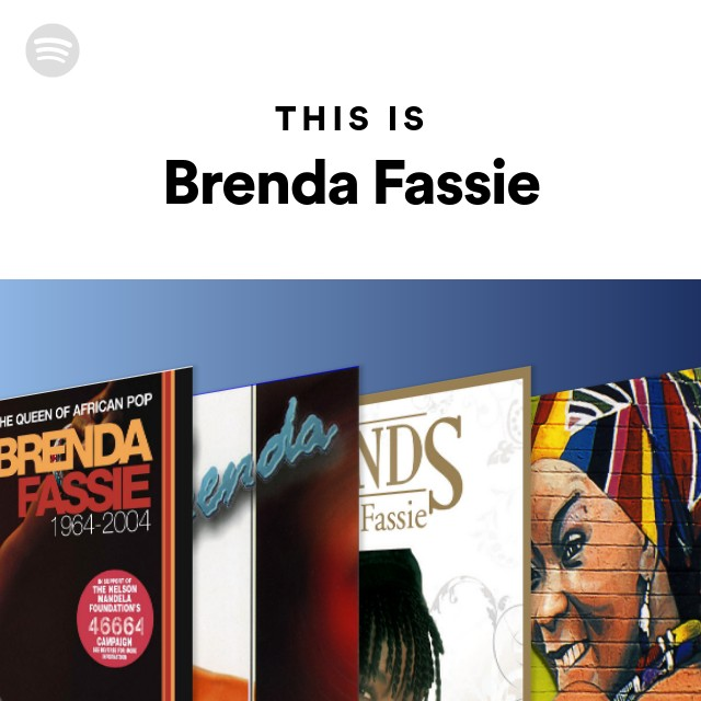 This Is Brenda Fassie on Spotify