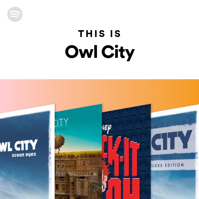 This Is Owl City on Spotify