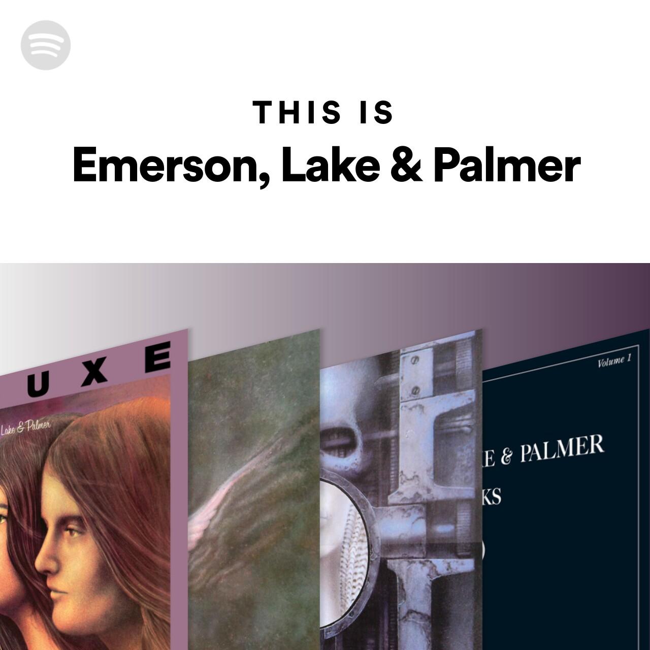 Imagem de Emerson Lake And Palmer