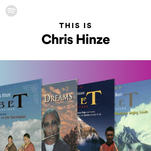 Chris Hinze Mirror Of Dreams.This Is Chris Hinze On Spotify