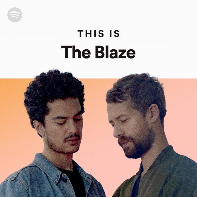 The Blaze   Music fanart   fanart.tv