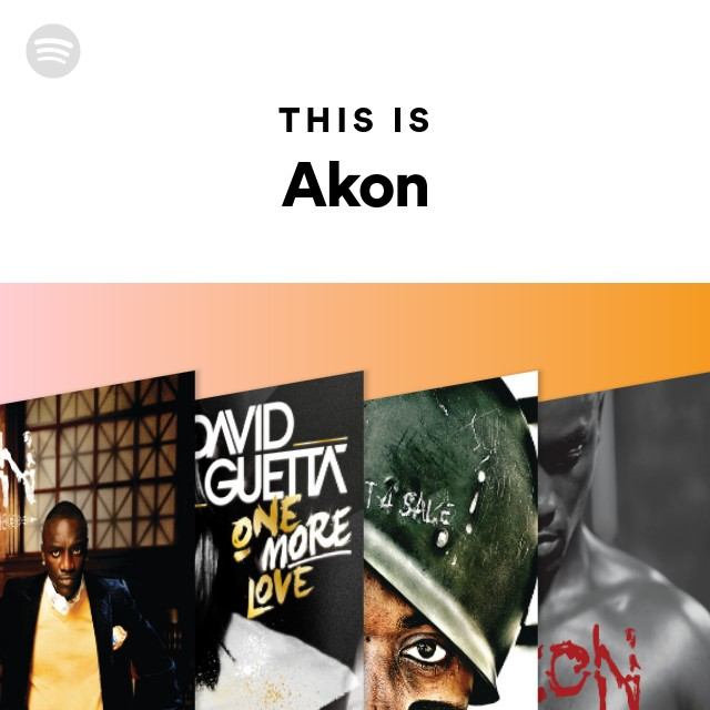 This Is Akon on Spotify