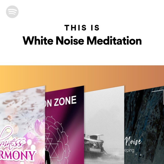 This Is White Noise Meditation on Spotify