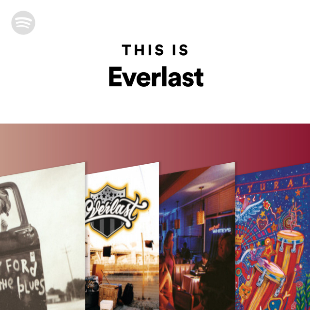 This Is Everlast On Spotify