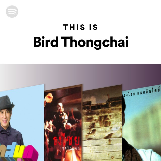 This Is Bird Thongchai on Spotify