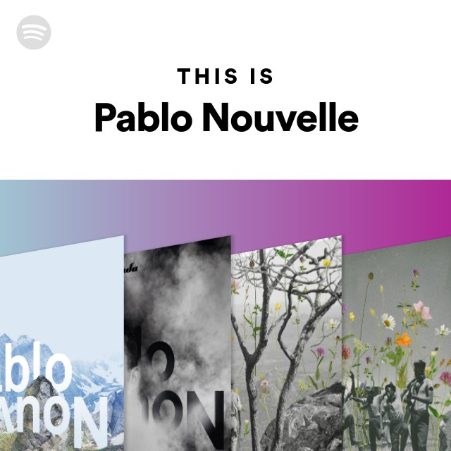 This Is Pablo Nouvelleのサムネイル