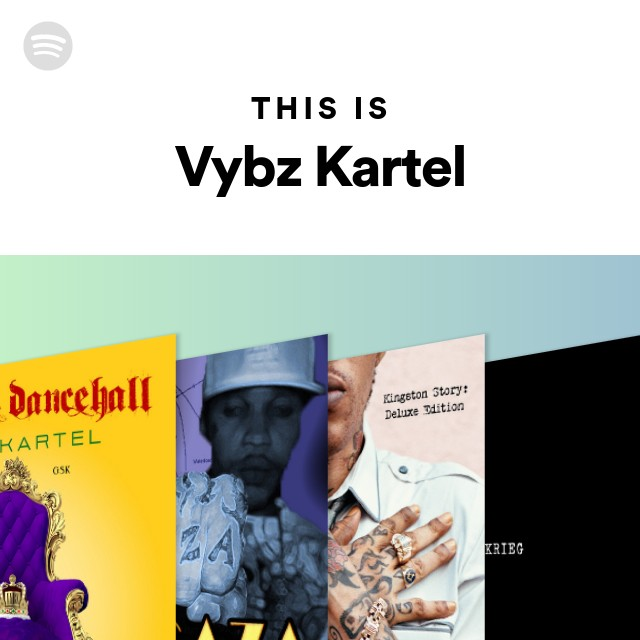 This Is Vybz Kartel On Spotify