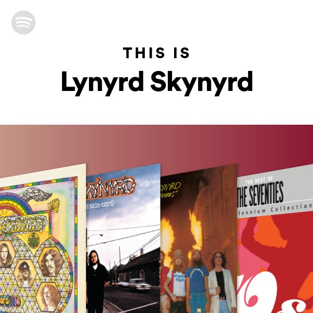 this is lynyrd skynyrd on spotify. Black Bedroom Furniture Sets. Home Design Ideas