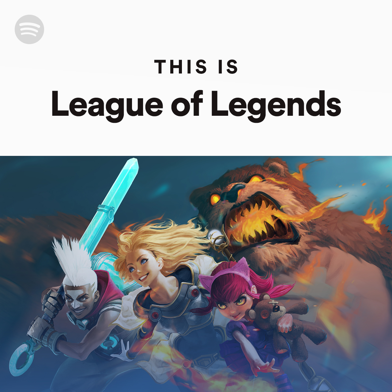 This Is League of Legends on Spotify