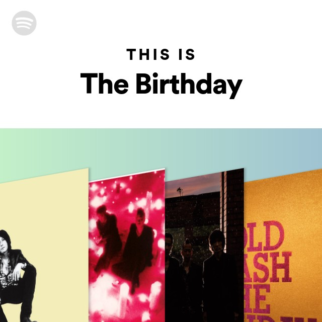 This Is The Birthdayのサムネイル