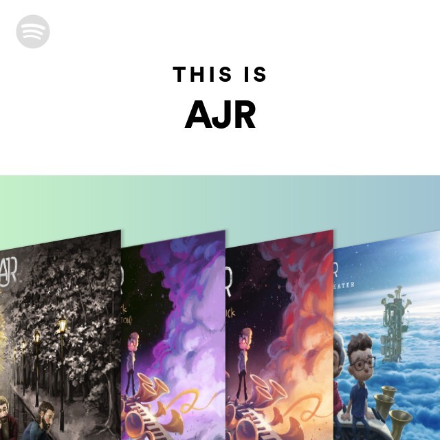 This Is AJR on Spotify