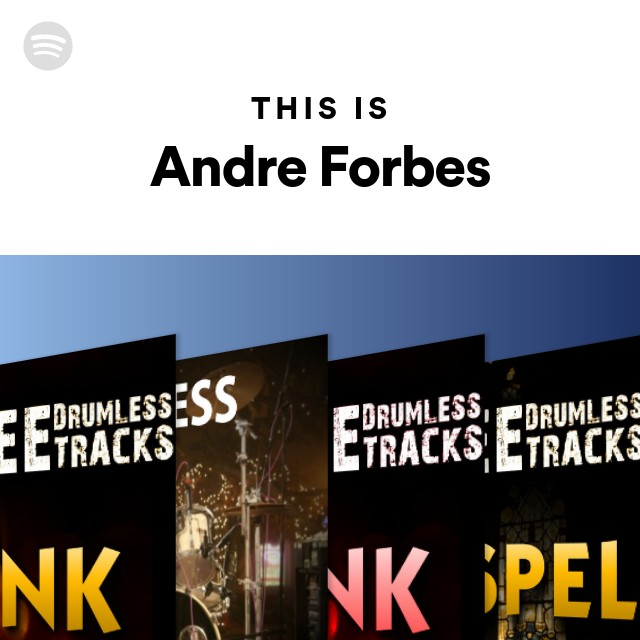 This Is Andre Forbes on Spotify