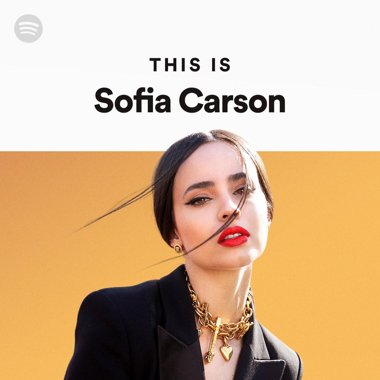 This Is Sofia Carson