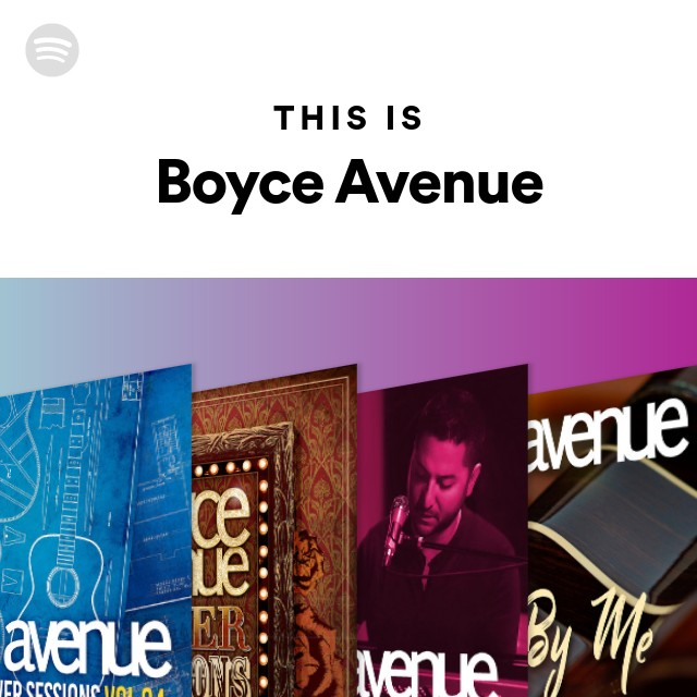 This Is Boyce Avenueのサムネイル